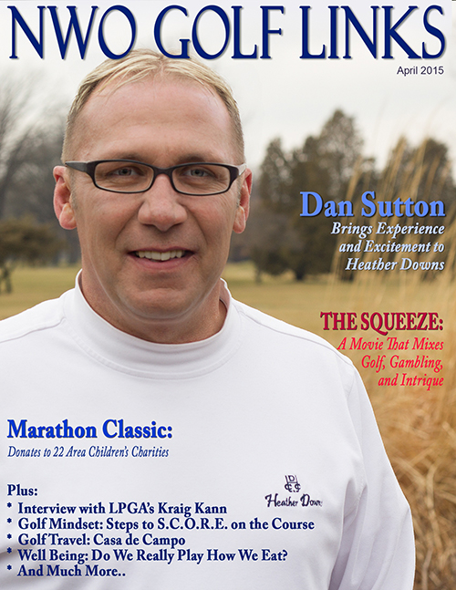 Dan Sutton April 2015 NWO Golf Links
